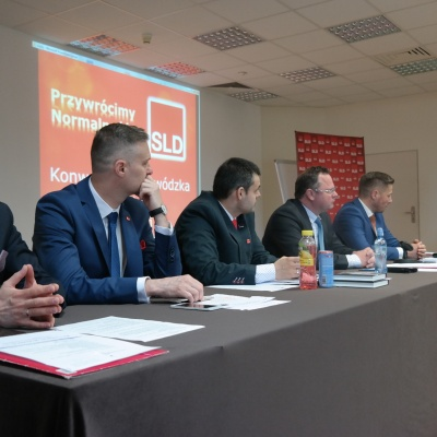 Konwencja Wojewódzka SLD, Kielce, 28.04.2018_7